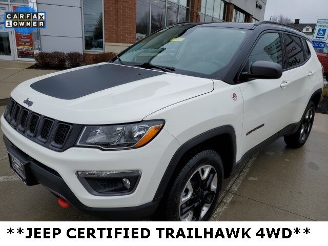 2017 Jeep Compass Trailhawk Mayfield Village OH