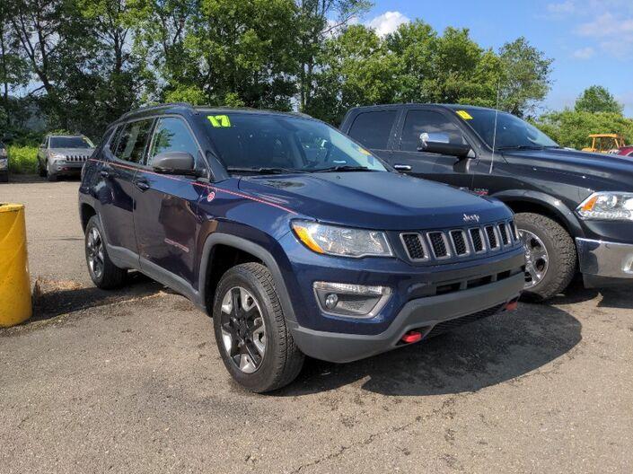 2017 Jeep Compass Trailhawk Owego NY