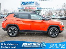 2017_Jeep_Compass_Trailhawk, Panoramic Sunroof, Navigation, Remote Start, Heated L_ Calgary AB