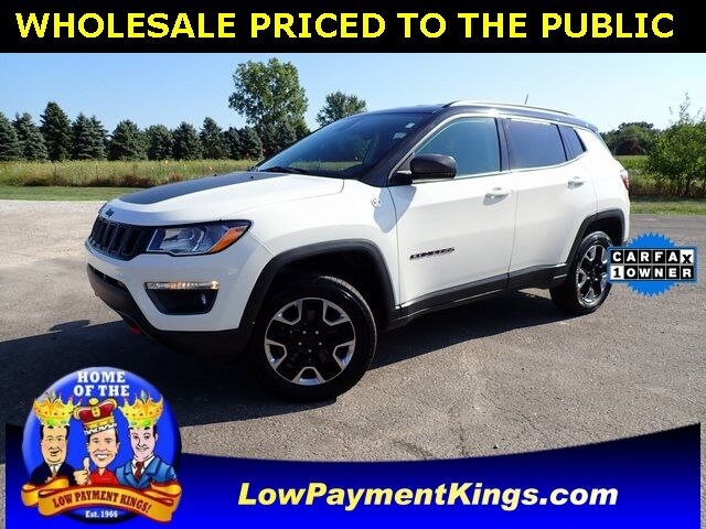 2017 Jeep Compass Trailhawk Monroe MI