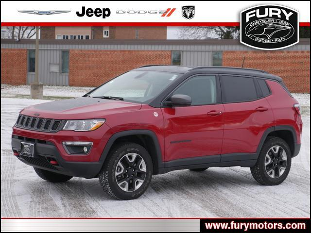 2017 Jeep Compass Trailhawk Oak Park Heights MN