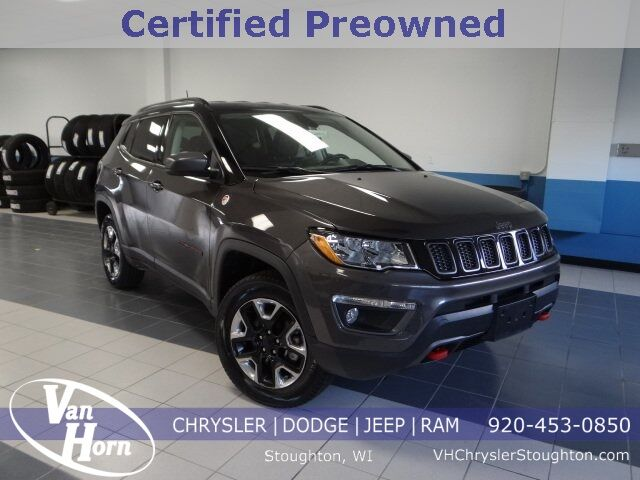 2017 Jeep Compass Trailhawk Stoughton WI