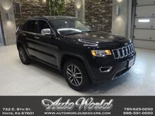 2017_Jeep_GR CHEROKEE LIMITED 4X4__ Hays KS