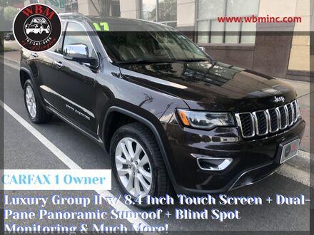 2017_Jeep_Grand Cherokee_4WD Limited w/ Luxury Group II_ Arlington VA
