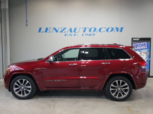 2017_Jeep_Grand Cherokee_4WD Overland_ Fond du Lac WI