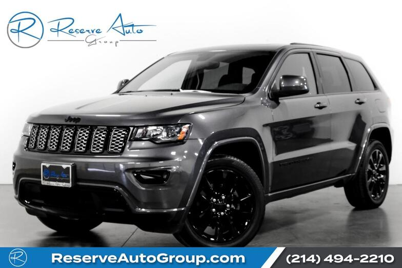 2017 Jeep Grand Cherokee 4x4 Altitude Moonroof WiFi Heated Seats Bluetooth The Colony TX