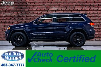 2017_Jeep_Grand Cherokee_AWD Laredo Roof BCam_ Red Deer AB