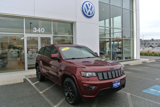 2017 Jeep Grand Cherokee Altitude 4x4 *Ltd Avail* Medford MA