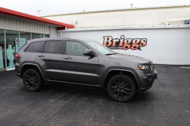 2017 Jeep Grand Cherokee Altitude 4x4 Fort Scott KS
