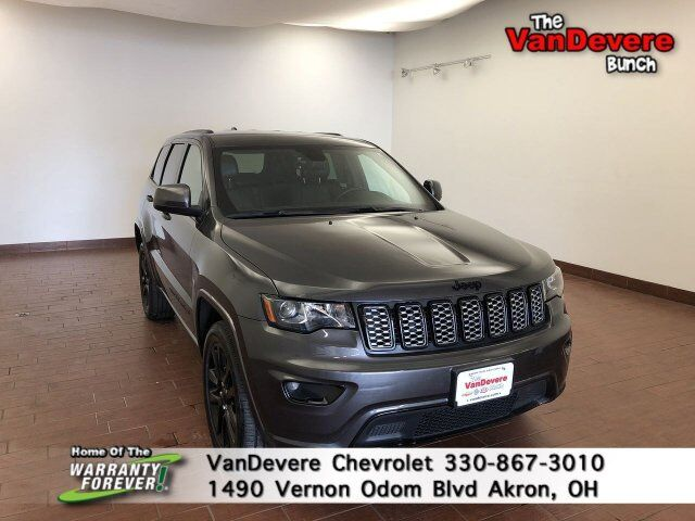 2017 Jeep Grand Cherokee Altitude Akron OH