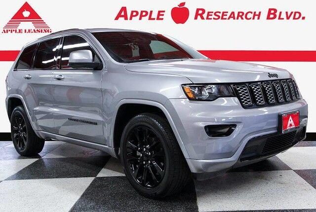 2017 Jeep Grand Cherokee Altitude Austin TX