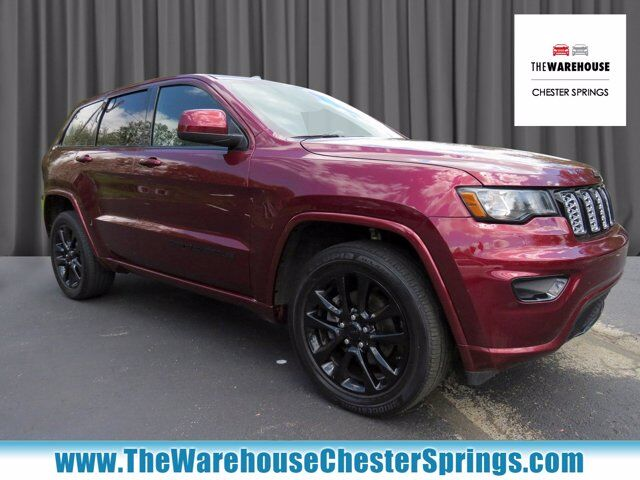 2017 Jeep Grand Cherokee Altitude Chester Springs PA