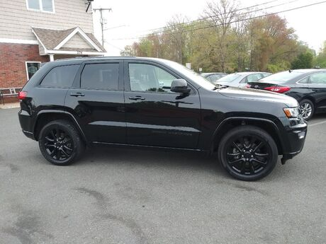 2017 Jeep Grand Cherokee Altitude East Windsor CT