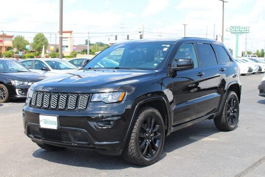 2017 Jeep Grand Cherokee Altitude Fort Wayne Auburn and Kendallville IN