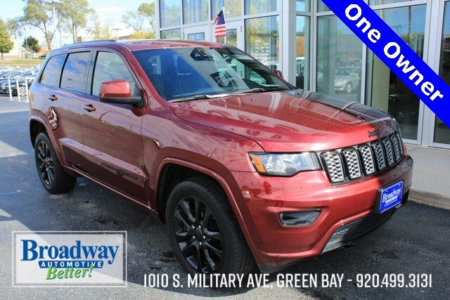 2017 Jeep Grand Cherokee Altitude Green Bay WI