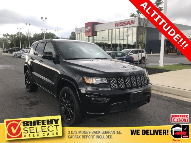 2017 Jeep Grand Cherokee Altitude White Marsh MD