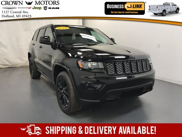 2017 Jeep Grand Cherokee Altitude Holland MI