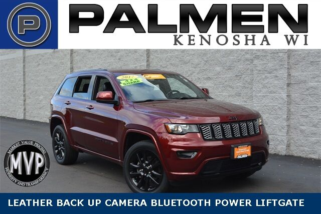 2017 Jeep Grand Cherokee Altitude Racine WI