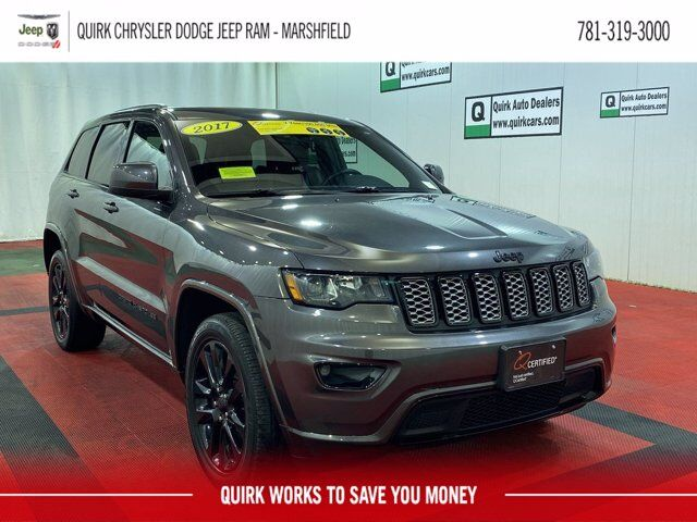 2017 Jeep Grand Cherokee Altitude Marshfield MA
