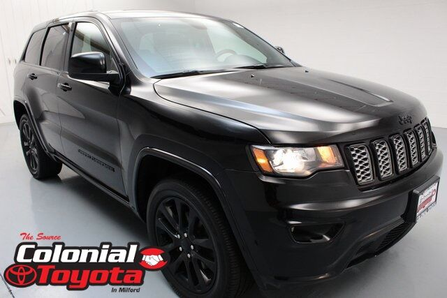 2017 Jeep Grand Cherokee Altitude Milford CT