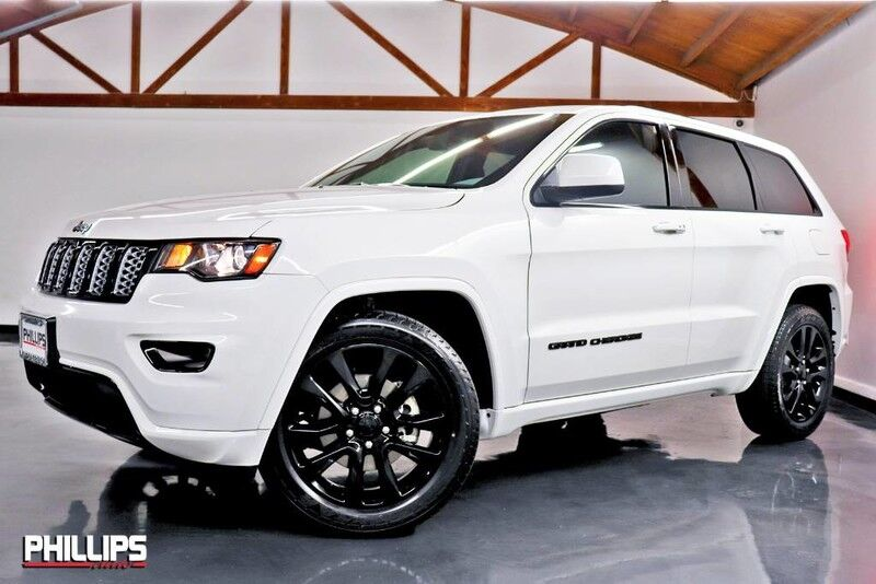 2017 Jeep Grand Cherokee Altitude Newport Beach CA