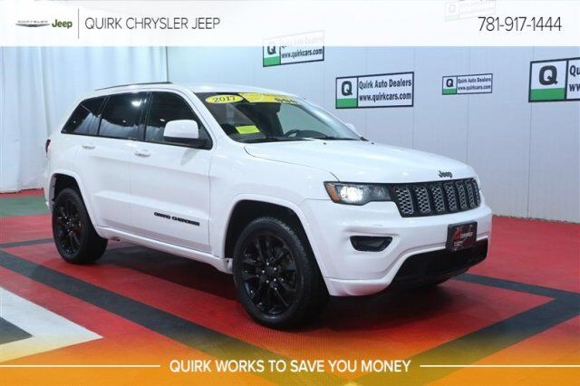 2017 Jeep Grand Cherokee Altitude Braintree MA