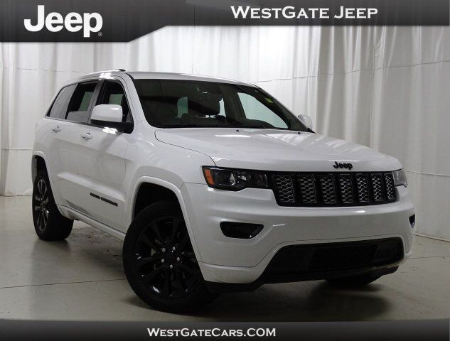 2017 Jeep Grand Cherokee Altitude Raleigh NC
