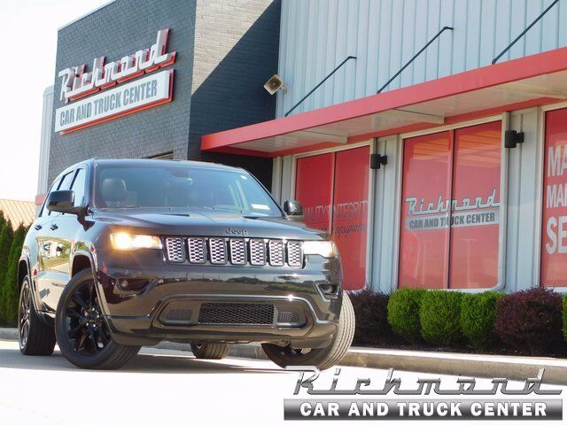 2017 Jeep Grand Cherokee Altitude Richmond KY