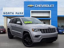 2017 Jeep Grand Cherokee Altitude San Antonio TX