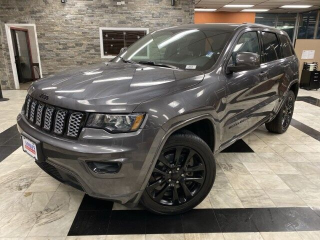 2017 Jeep Grand Cherokee Altitude Worcester MA