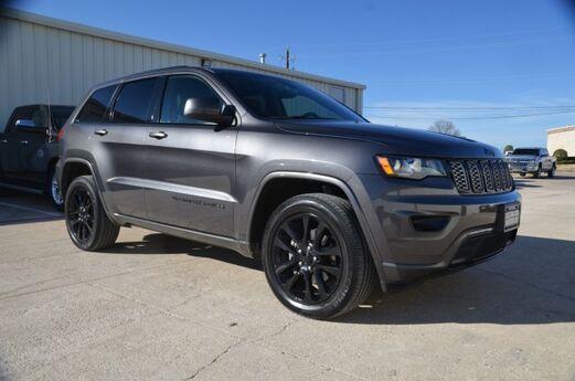 2017 Jeep Grand Cherokee Altitude Wylie TX
