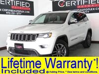 Jeep Grand Cherokee LIMITED 4WD NAVIGATION PANORAMA HEATED COOLED LEATHER SEATS REAR CAMERA REA 2017