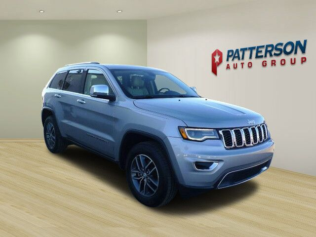 2017 Jeep Grand Cherokee LIMITED 4X2 Wichita Falls TX