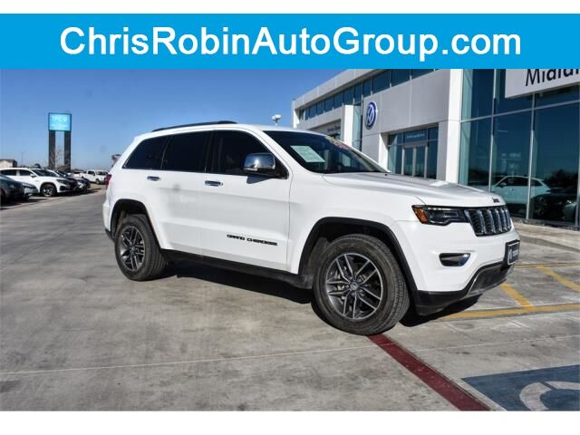 2017 Jeep Grand Cherokee LIMITED 4X2 Midland TX