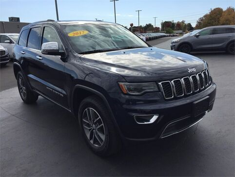 2017_Jeep_Grand Cherokee_LIMITED 4X4_ Evansville IN