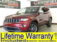 Jeep Grand Cherokee LIMITED LUXURY II PACKAGE NAVIGATION PANORAMA REAR CAMERA HEATED/COOLED LEA 2017