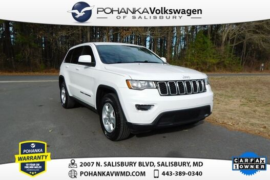 2017_Jeep_Grand Cherokee_Laredo ** ONE OWNER ** GREAT BUY **_ Salisbury MD