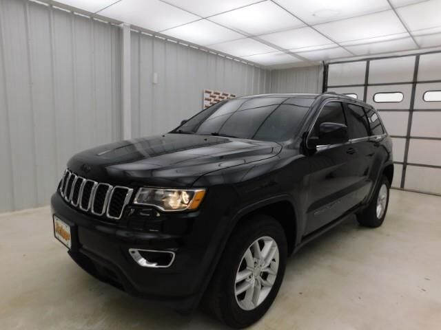 2017 Jeep Grand Cherokee Laredo 4x4 Manhattan KS