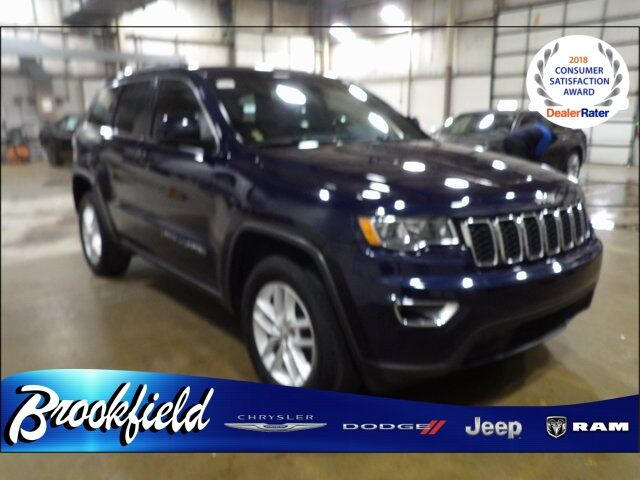 2017 Jeep Grand Cherokee Laredo Benton Harbor MI