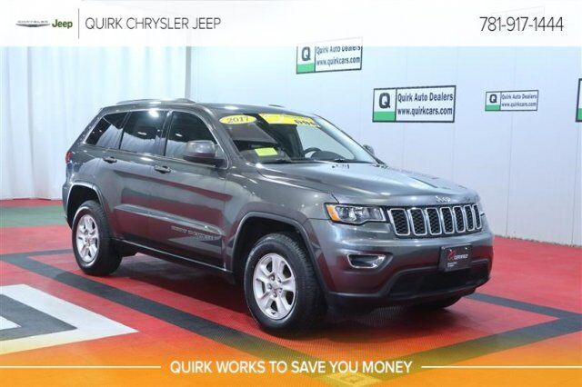 2017 Jeep Grand Cherokee Laredo Braintree MA