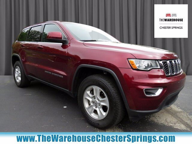2017 Jeep Grand Cherokee Laredo Chester Springs PA