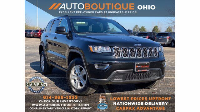 2017 Jeep Grand Cherokee Laredo Columbus OH