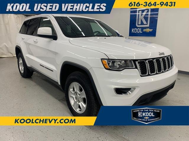 2017 Jeep Grand Cherokee Laredo Grand Rapids MI
