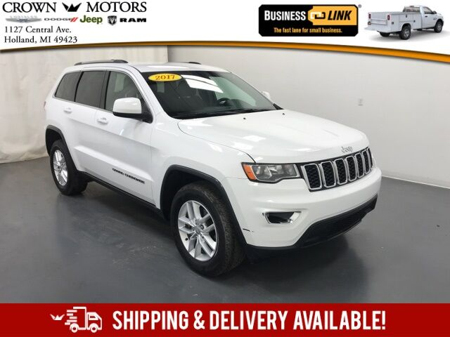 2017 Jeep Grand Cherokee Laredo Holland MI