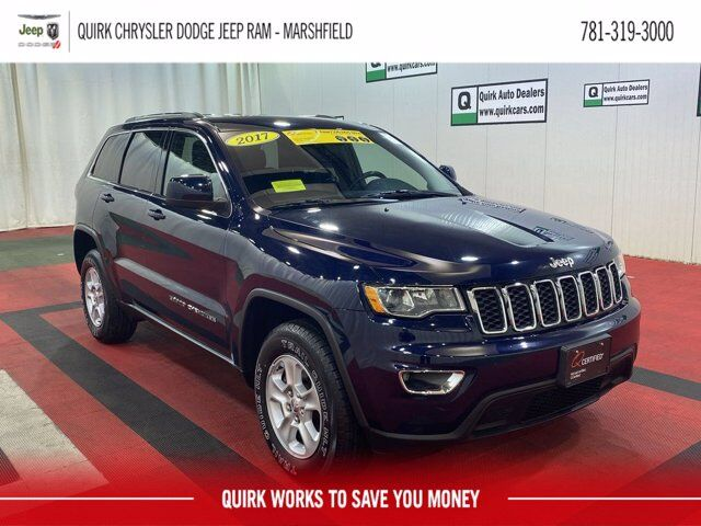 2017 Jeep Grand Cherokee Laredo Marshfield MA