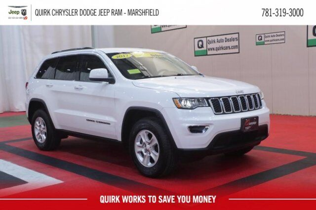 2017 Jeep Grand Cherokee Laredo SUV Marshfield MA