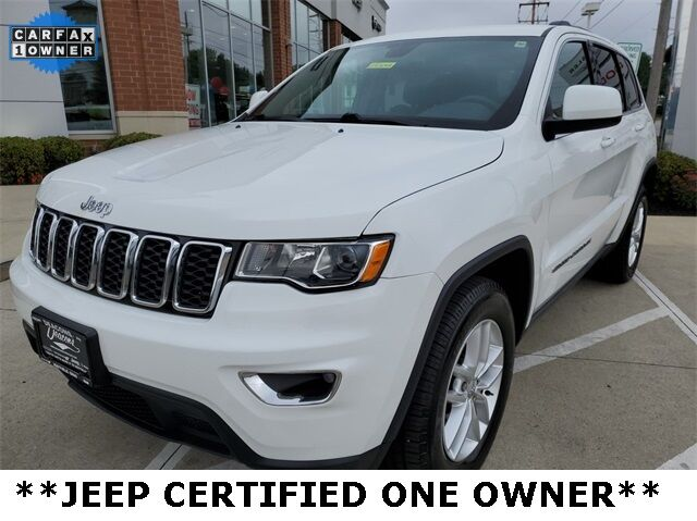 2017 Jeep Grand Cherokee Laredo Mayfield Village OH