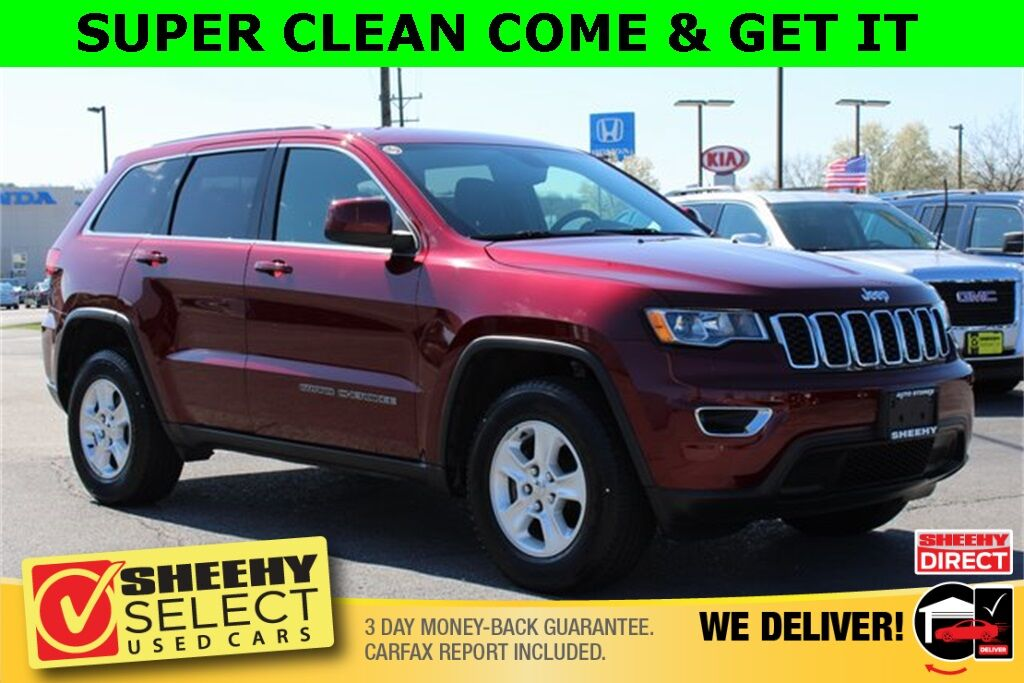 2017 Jeep Grand Cherokee Laredo Hagerstown MD
