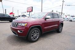 2017_Jeep_Grand Cherokee_Limited_  TX