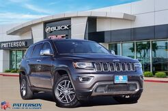 2017_Jeep_Grand Cherokee_Limited_ Wichita Falls TX